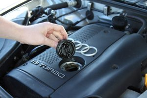 Audi-Oil-change