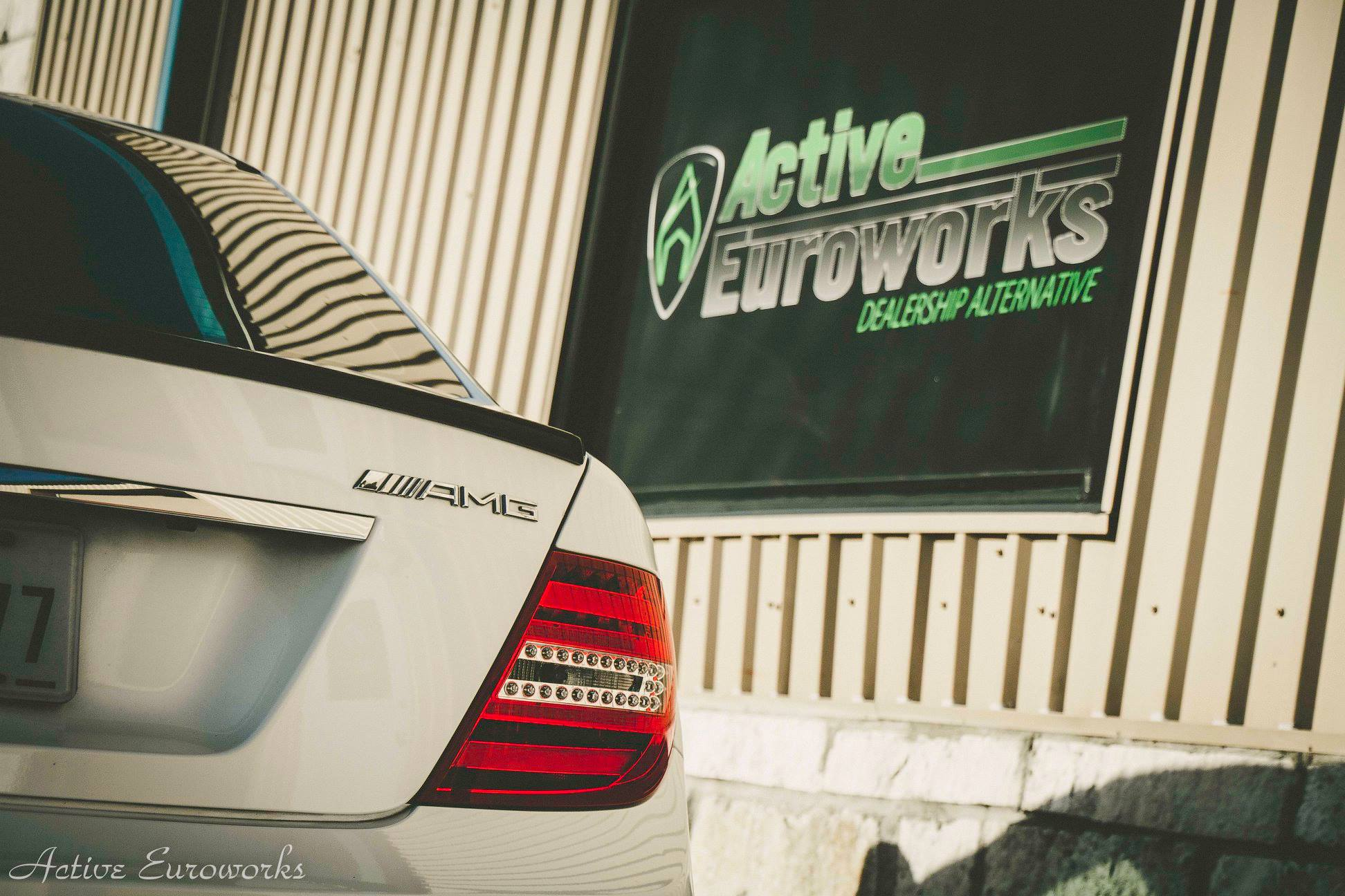 Mercedez-Benz-Infront-of-Active-Euroworks
